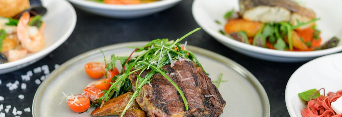 Mint Menu at Rowers on Cooks River