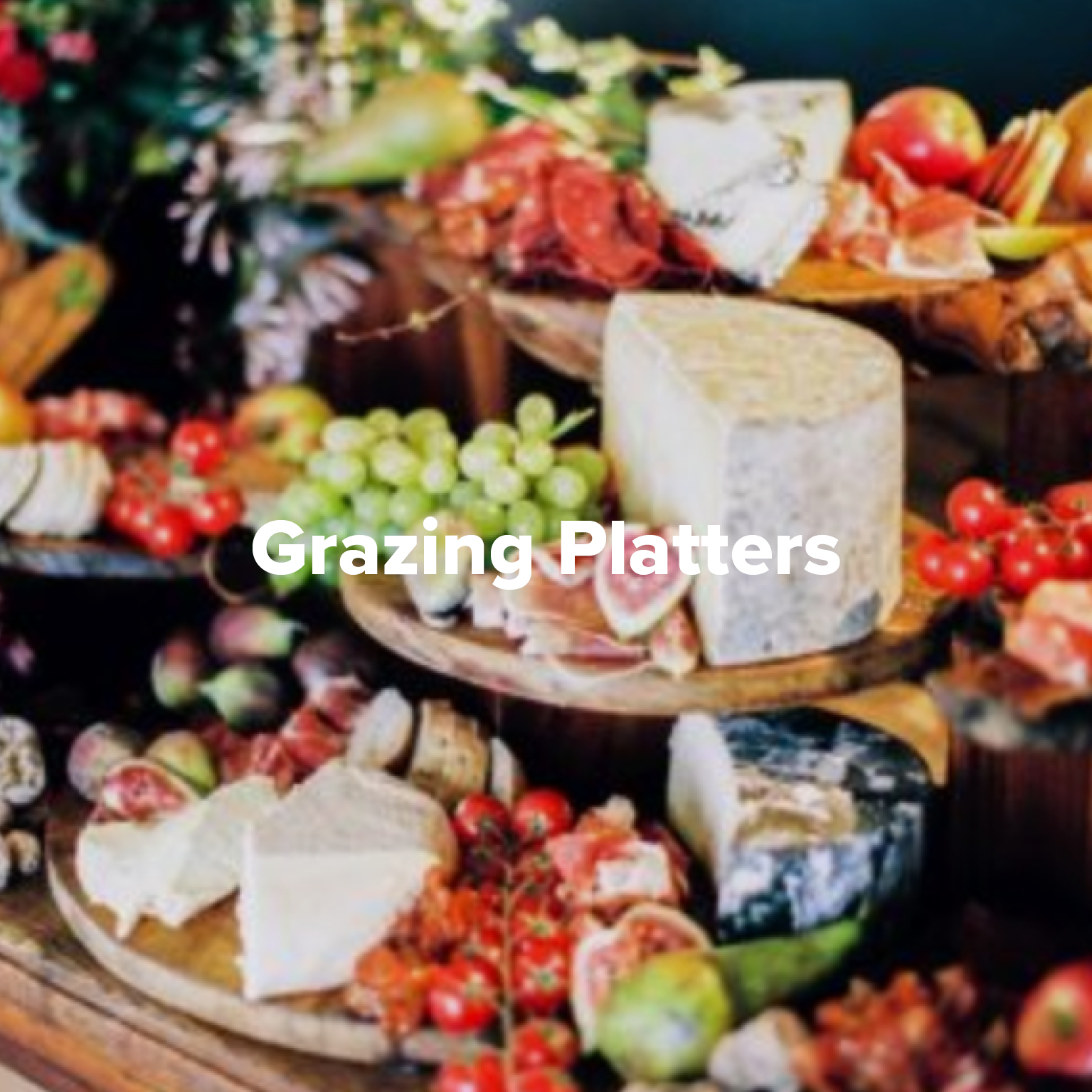 Grazing Platters at Rowers on Cooks River