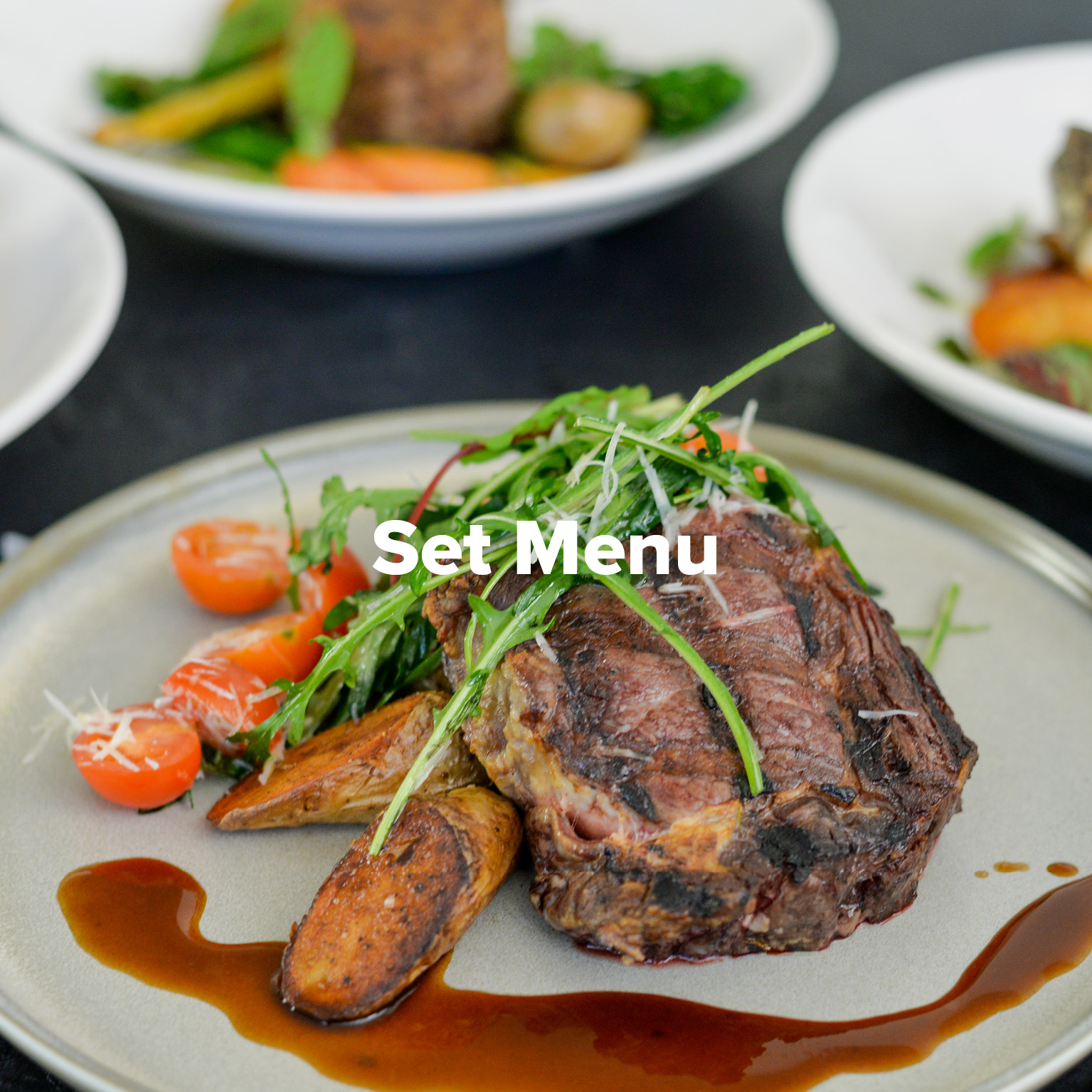 Set Menu at Rowers on Cooks River